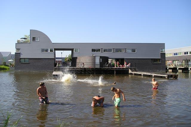 Waterwijk studio Herzberger
